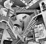 Escher's_Relativity
